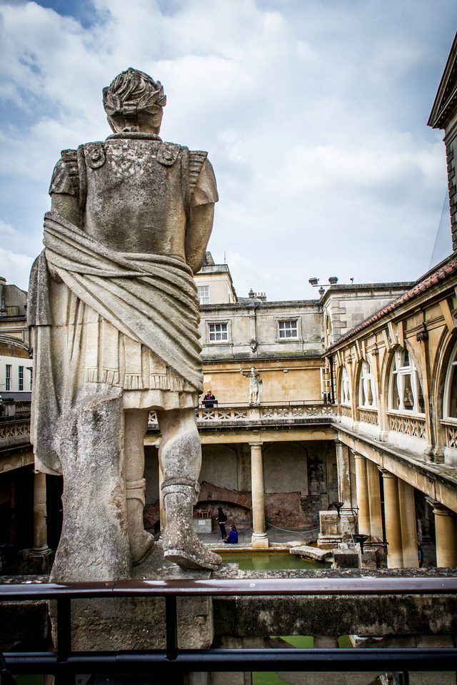 Roman Bath Temple