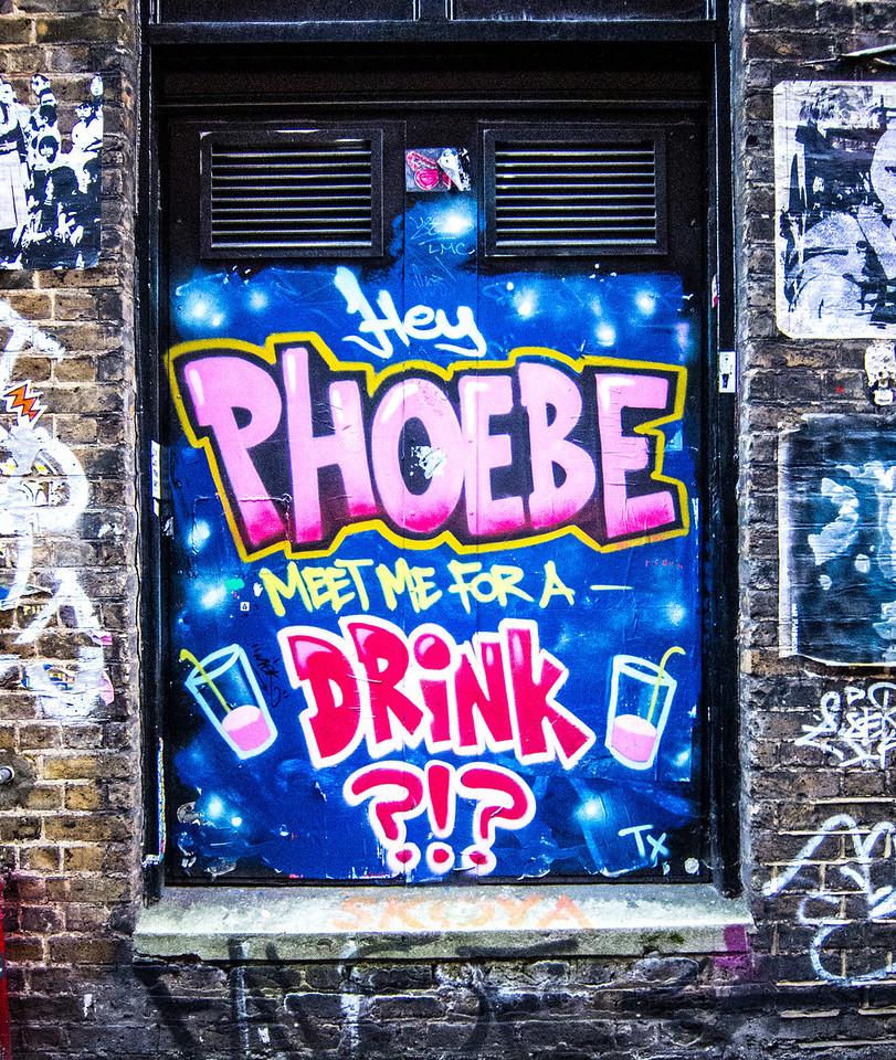 Hey Phoebe